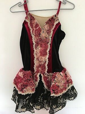 TenthHouse Professional Ballet Aurora Dress Excellent Condition TH16001 Size MA