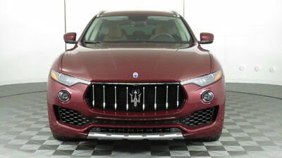 "Maserati Levante 3.0L 2017 Maserati Levante, Sport Package, Panoramic Roof, 20"" Wheels, Wow!"