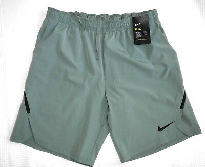 "NIKE Court Flex Ace 9"" Tennis Shorts Gr. M (887515-365)  NEU"