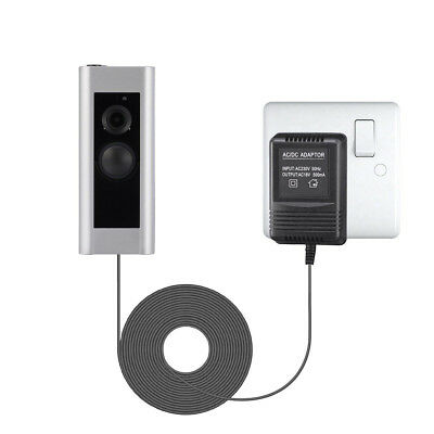 Power Supply Battery Charger Adapter For Ring Video Doorbell  Doorbell 2 NEW