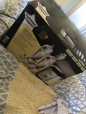 Tommee Tippee Express And Go Complete Starter Set