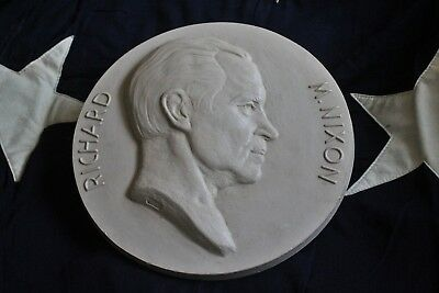 Original molds for Richard Nixon Medal