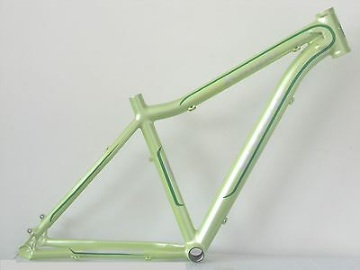 KB Magnesium Alloy Mountain Bicycle Frame, Green. on Sale.