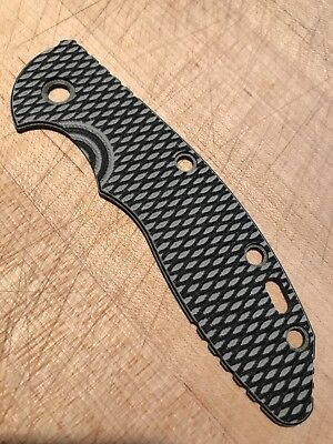 Hinderer XM-18 3.5 Limited Edition Grey/Black G-10 Scale.