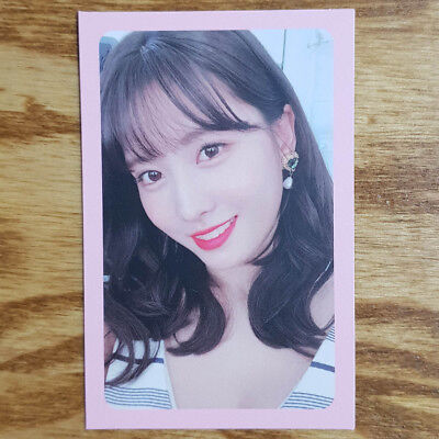 Momo Official Photocard Twice Summer Night The 2nd Special Album Kpop Genuine