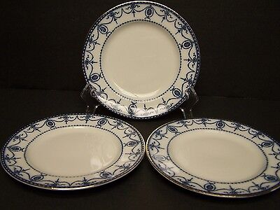 Wedgwood Raleigh Dinner Plates Set Of