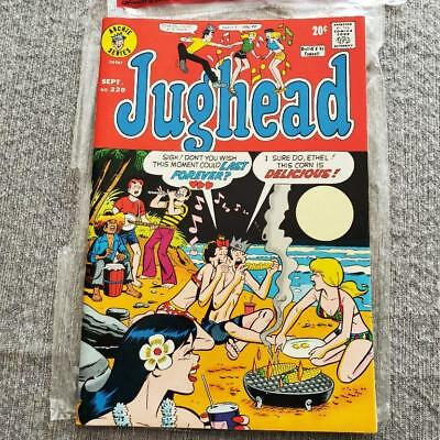 * JUGHEAD 220 1973 (NM+ 9.6) from Archie-PAK ORIGINAL Owner Collection *
