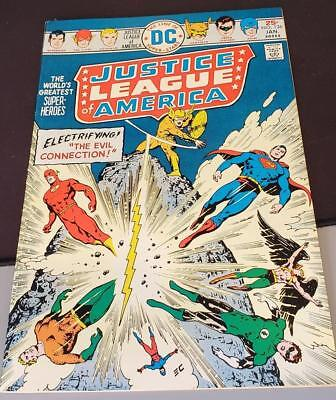 * Justice League of AMERICA 126 (NM 9.2) HAWKMAN ORIGINAL Owner Collection *