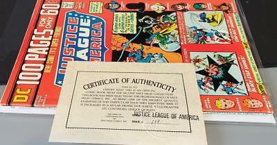 * Justice League of America 111 (NM 9.4) Mile High II Pedigree! ORIGINAL Owner *