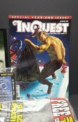 Inquest # 21 January  1997 Fred Fields cover