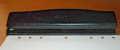 Clix 7-hole Punch for Franklin Covey Monarch Planner