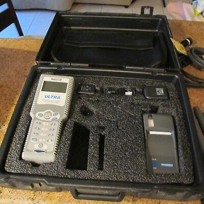 Midtronics Celltron Ultra Stationary Battery Analyzer with Thermal Printer