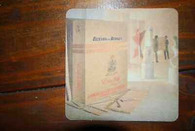 Benson & Hedges Vintage Beer Coaster