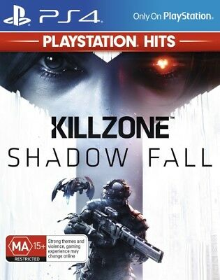 Killzone Shadow Fall (PlayStation Hits)  - PlayStation 4 game - BRAND NEW