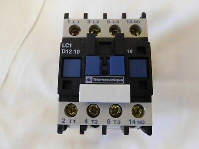3Ph Contactor Telemecanique 25 A 240v coil