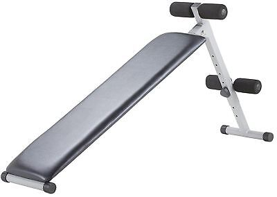 Tesco 2 in 1 Incline Gym Bench Sit up Work Out Bench Home Gym Situp Abs