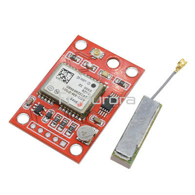 GYNEO6MV2 Module GPS NEO-6M GY-NEO6MV2 Board with Antenna for Arduino