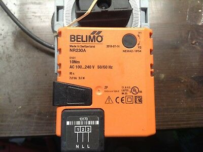 Belimo actuator NR230A with R3032-S3 3 port control valve