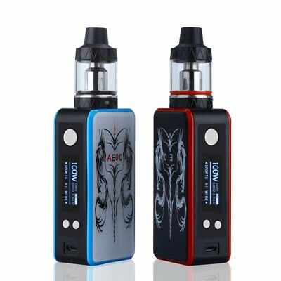 100W 3000mAh Electronic Vaporizer Pen E ShiSha Vape-Box Durable Starter Kit