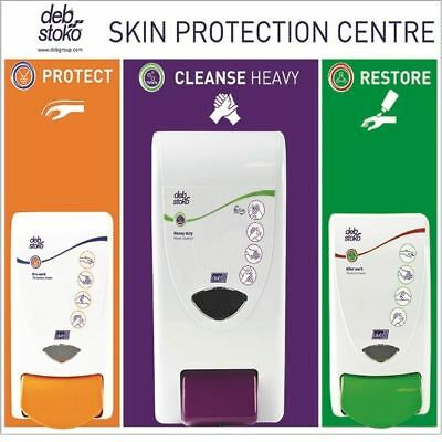 Deb Stoko Protect Cleanse and Restore Small 4 Litre Skin Protection [DEB04001]