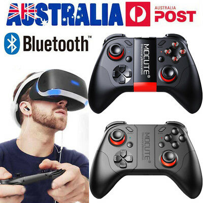 AU Wireless Bluetooth Gamepad Game Controller Joystick for Andriod IOS iPhone