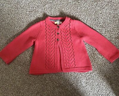 B 107# boden COSY CARDIGANY0225 size 18-24 Months RRP£24