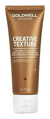 Goldwell Sign Superego, Styling Creme, 1er Pack, (1 x 75 ml)