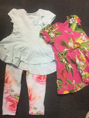 ted baker girls 12-18 months Bundle