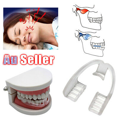 1/2pcs Teeth Protector Night Sleep Guard Dental Mouth Teeth Grinding Bruxism