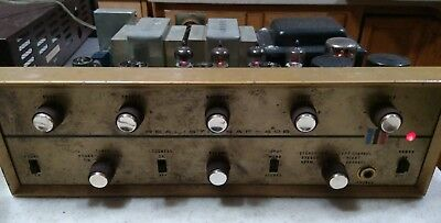 Realistic Saf-40b Stereo Tube Amplifier