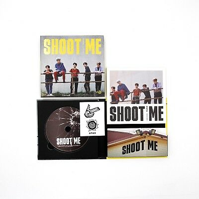 [DAY6]3th mini album Shoot Me:Youth Part 1/Trigger Ver./Only Album/No photocard