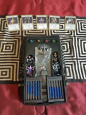 Yu-Gi-Oh Dungeon Dice Monsters Starter Set in excellent shape and very rare :D!!