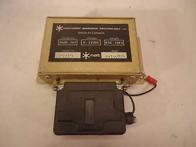 RS-08-001 Relay from Northern Airborne Technology - Used Avionics