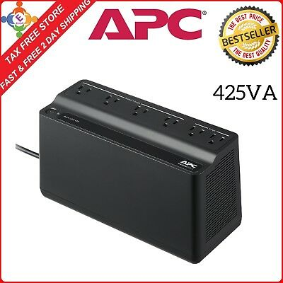 APC Surge Protector Back up Battery Uninterruptible Power Supply Router Computer