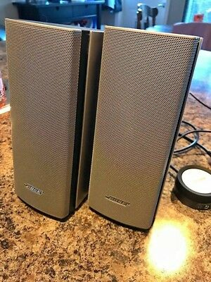 BOSE Companion 20 Speakers - Great Condition & Work 100%