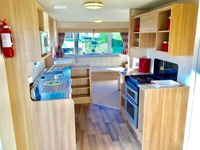 Cheap Static Caravan Hafan Y Mor Holiday Park North Wales