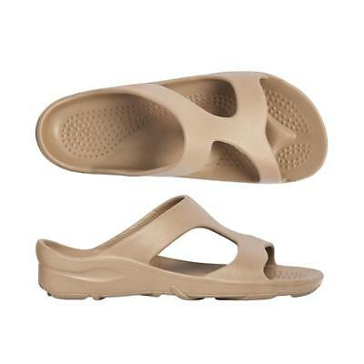 Indy Orthotic Support Slides-Tan