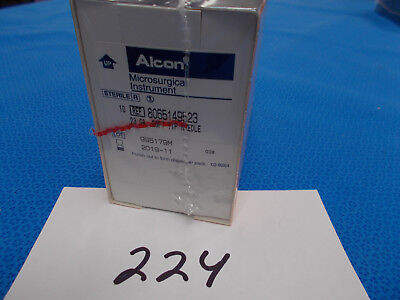 Alcon 8065149523 Microsurgical Instrument 23ga Soft Tips, (Box of 10) Ex 2019-11