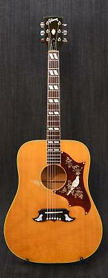 Gibson DOVE 1970s A.Guitar Free Shipping Vintage with Hard Case