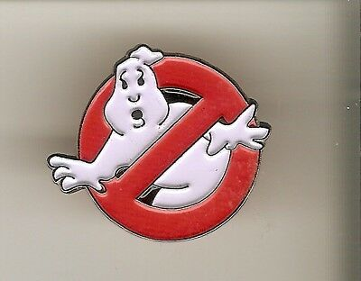 ## Ghostbusters Enamel Metall- Pin Logo Anstecker Cosplay