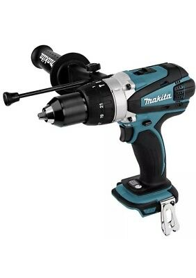 Makita 18V DHP458Z LXT Combi Drill Body Only Geuine !!! Fast Free!