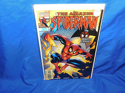 AMAZING SPIDER-MAN #434 Spiderman Variant Cover Marvel Comic Book VF/NM