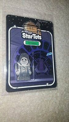 Star Wars Celebration 2017 Collecting Track Exclusive Star Tots - The Emperor