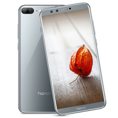 """5.65"""" Huawei Honor 9 Lite 4G Smartphone Gris Android 8.0 Octa-core 4GB+32GB FR"""