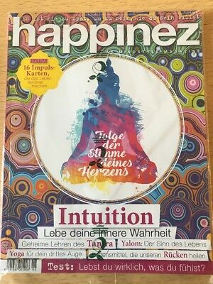 HAPPINEZ Heft 06/2018