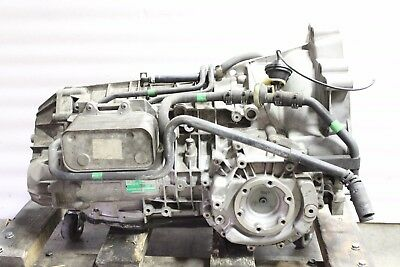 PORSCHE 987 BOXSTER Automatic Tiptronic Speed Transmission Drive Trans Axle  OEM