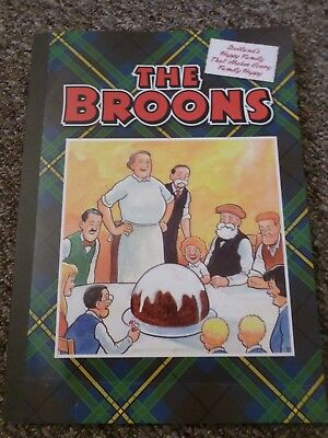 The Broons 2016 annual D C Thomson Brand New & unread