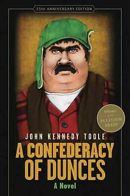 A Confederacy of Dunces by John Kennedy Toole (English) Hardcover Book Free Ship
