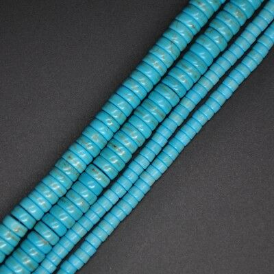 Wholesale Blue Howlite Turquoise Round Gemstone Spacer Beads 4mm 6mm 8mm