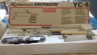 Empisal Knitmaster YC-6 Single and Double Bed Colour Changer